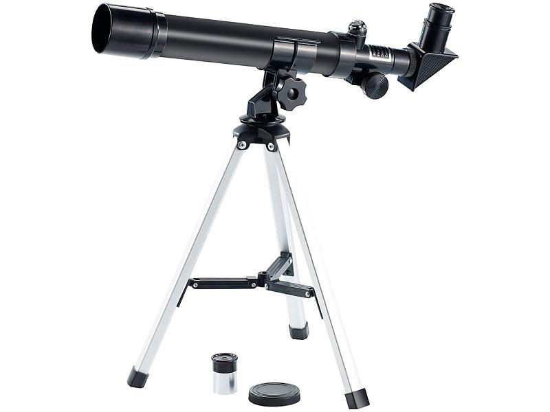 Zavarius ultraleichtes refraktor linsen teleskop für kinder 40 400 mm