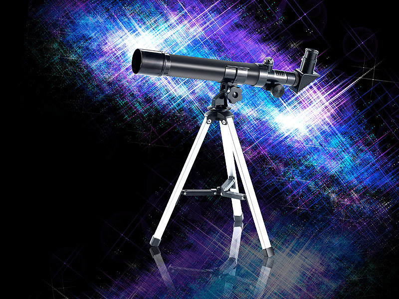 Zavarius ultraleichtes refraktor linsen teleskop für kinder mm
