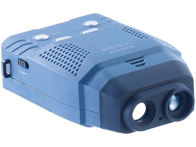 Zavarius nachtsichtgerät 5x vergrößerung bis 200 m microsd