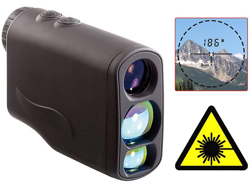 Ferngläser Mit Kompass Und Entfernungsmesser : Zavarius laser entfernungs und geschwindigkeitsmesser
